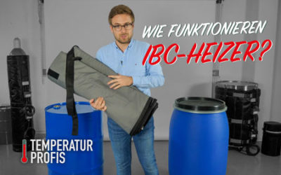 Was ist eine IBC-Heizung? | Containerheizer einfach erklärt