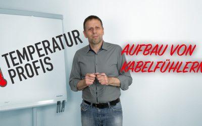 Wie sind Kabelfühler aufgebaut?