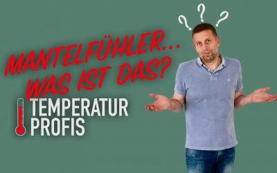 Mantel-Temperaturfühler kurz erklärt: Mantelthermoelement und Mantelwiderstandsfühler