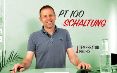 Pt100 Schaltung: Zweileiter, Dreileiter und Vierleiter erklärt