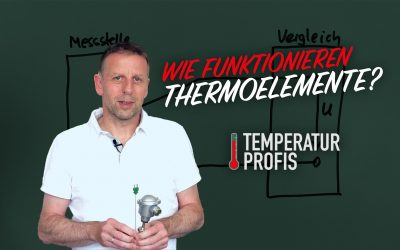 Thermoelemente Funktionsweise