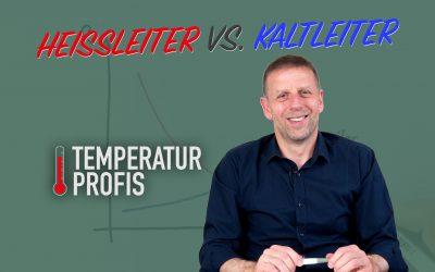 NTC und PTC: Unterschied zwischen Heißleitern und Kaltleitern