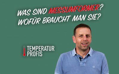 Temperaturmessumformer einfach erklärt