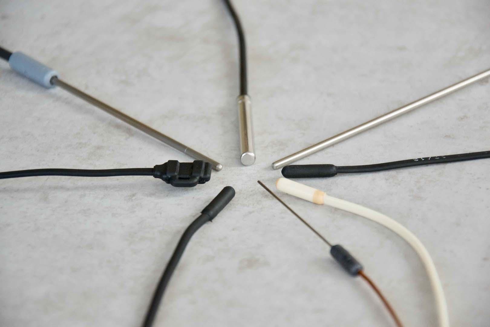 Kabelfühler zur Temperaturmessung