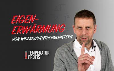 Eigenerwärmung von Widerstandsthermometern
