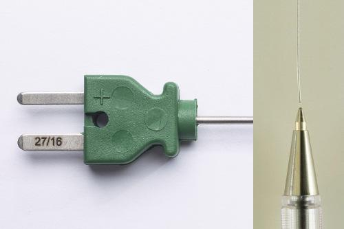 Miniatur Mantel-Thermoelement